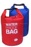 Sac imperméable à l'eau de course de sac sec d'océan en nylon à la mode de 500d Ripstop