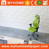 Het populaire Muur Paintable van de van achtergrond TV Comité van pvc Binnenlandse 3D voor Plafond