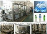 Máquina de rellenar embotelladoa completa del agua potable