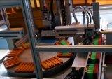 Una stampatrice automatica dello schermo di colore per l'accenditore di plastica con velocità alto di stampa
