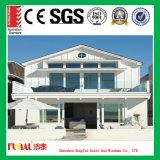 Freier Raum/milderte Doppelverglasung-Aluminiumtür für Verkauf
