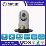 100mの夜間視界2.0MP 20XのズームレンズCMOS HD IRのパトカーPTZ CCTVのカメラ