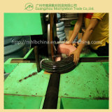 Stahldraht flocht verstärkten Gummi abgedeckten hydraulischen Gummischlauch (SAE100 R1-1-1/4)