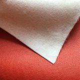 Cuoio sintetico del PVC per il sofà della mobilia che fa Hx-F1760