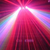 DJ党段階のディスコDMXレーザーの二重目LEDライト