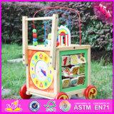 Brinquedo de madeira Multi-Function W11b128 do caminhante do bebê do projeto 2016 novo