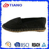 Pattini piani e comodi di modo del pescatore dei sandali delle donne (TN36700)