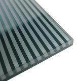 Double glace stratifiée respectueuse de l'environnement de carreau avec le film de PVB/Sgp