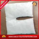 Белая Non-Woven подушка для типа экономии авиакомпании