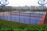 Azulejo de suelo del baloncesto de la corte del deporte profesional