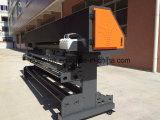 machine UV des têtes Dx5 Dx7 de l'imprimante deux de 2.2m