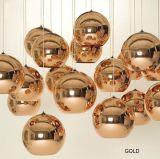 De zeer Klassieke Opschorting die van het Glas van het Ontwerp Moderne Lichte Lamp hangt