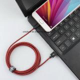 2.1A ad alta velocità digiunano cavo micro di carico del USB per Amazon