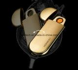 Kundenspezifischer Doppellichtbogen nachladbares USB-elektrisches Rohr-Feuerzeug