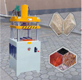 절단 화강암 또는 대리석 벽돌을%s 유압 돌 펀치 기계