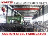 Фабрика конструкции здания структуры металла