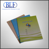 Дешевое изготовленный на заказ бумажное печатание тетради (BLF-F016)