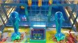 Máquina de juego del rescate del pato de la ranura