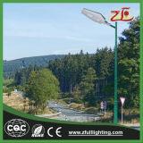 2 Straatlantaarns van de Tuin van de Garantie van de jaar de Zonne Lichte Slimme Geïntegreerdep Zonne allen in Één 20watt