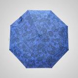 3 ثني يدويّة نمو بيع بالجملة مطر مظلة ([جف-مت301])