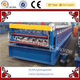 機械を形作る機械鋼鉄車のパネルを形作る着色された鋼鉄Deckingシートロール