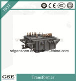 Специальный однофазный тяговый трансформатор