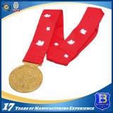 高品質はリボンが付いている昇進メダルを遊ばす