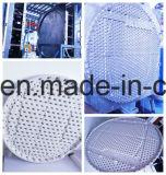 Winkel-Ladeplatte des Plastikneun - Schlag-formenmaschine