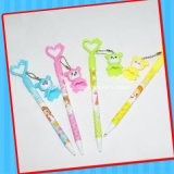 Jouet promotionnel de crayon lecteur de jeu de bébé de qualité avec la sucrerie