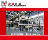 Ss Twee Matrijzen 3200mm de Niet-geweven Stof die van pp Machine maken