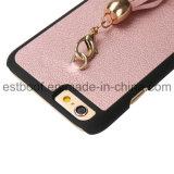 Caja de cuero del teléfono móvil con el mejor precio para el iPhone