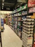 최신 판매 고품질 상점 음료 & 주스 진열대 선반