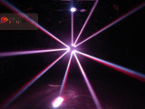 iluminación de la etapa ligera de la araña de 9*10W LED
