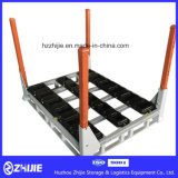 Estante del metal de hierro Pallet Stacking