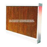 Almofada 7090 refrigerar evaporativo do frame da liga de alumínio