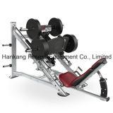 Aptidão, equipamento de Lifefitness, máquina carregada placa, imprensa linear do pé; Df-6012