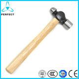 Высокуглеродистый молоток ручки Teel деревянный