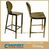Preiswerter Schemel-Edelstahl-Stuhl des Stab-LC04 mit dem einzelnen Arm