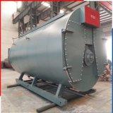 Industrielles Wns1.4-0.7MPa horizontales Gas und ölbefeuerter Warmwasserspeicher