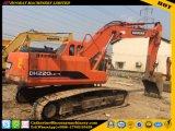 Excavador usado 220LC-7, excavador usado 220LC-7 de la rueda de Doosan
