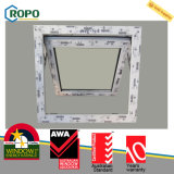 Cerniera superiore Windows, PVC doppio Windows lustrato di Rehau