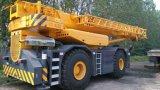 De Chinese Nieuwe 50t Ruwe Kraan van het Terrein voor Verkoop (KDRY50)