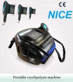 Gel portatif de Cryolipolysis d'utilisation à la maison amincissant la machine/graisse de Cryolipolysis gelant amincissant Cryo6s