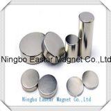 De grote Magneet van de Cilinder van /NdFeB van het Neodymium van de Grootte Sterke Permanente