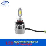 lampadine del faro di 72W 8000lm 9005 Hb3 S2 LED per il faro 6500k dell'automobile LED