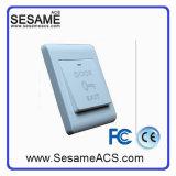 Botão de saída da porta de plástico Sem Nc com Luminous (SBK9)
