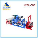 Tubulação quente da máquina do soldador da fusão da extremidade do HDPE das vendas hidráulica