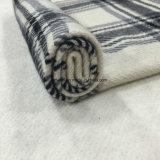 Классическая ткань Black&White шерстей проверки