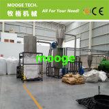 500 kg / h botella de plástico PET reciclado línea de lavado de la máquina