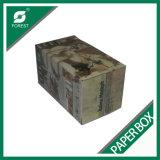 خدة طباعة ورق مقوّى زجاجة يعبّئ صندوق ([فب0200089])